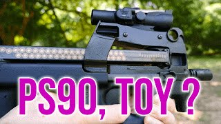 FN PS90: Toy or Tool?