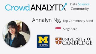 Data Science Community Interview - Annalyn Ng