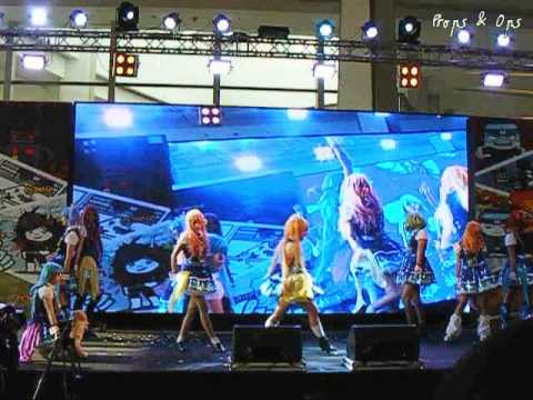 Thailand Comic Con Cosplay Performance Contest Team 04 – AKB0048