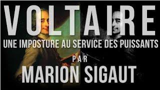 Video Marion Sigaut - Voltaire: une imposture au service des puissants MP3, 3GP, MP4, WEBM, AVI, FLV Juni 2017