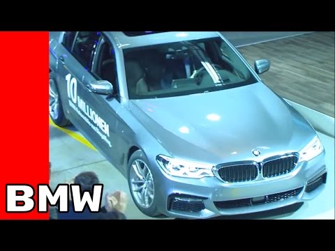 BMW Group Plant At Dingolfing 50 years BMW Celebration