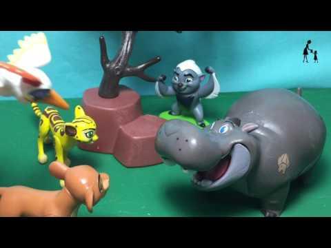 Kazar tricks Kion! Disney the Lion Guard, The Wild, My Little Pony - Episode 6