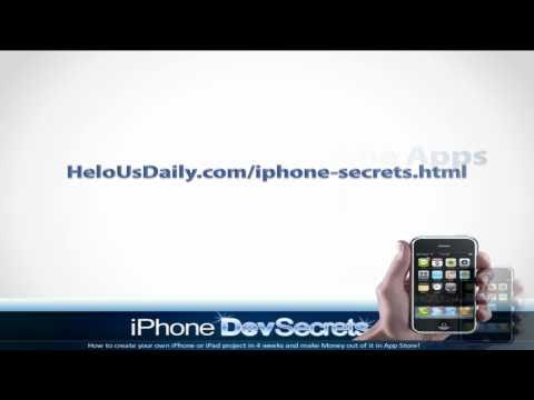 How To Create Iphone Apps For FREE!