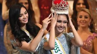 Video 5 Reasons why Kevin Liliana from Indonesia won Miss International 2017 MP3, 3GP, MP4, WEBM, AVI, FLV November 2017