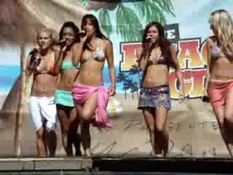 "The Beach Girlz ""I'm Lovin It"" 2008 AVP Manhattan Beach"