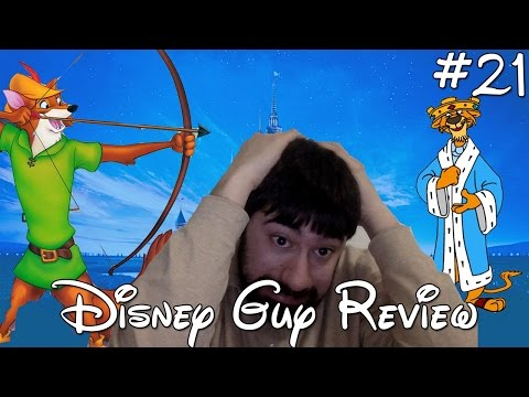 Disney Guy Review - Robin Hood