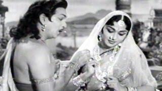 Sri Krishnarjuna Yuddham Songs - Tapamu Phalinchina - A.N.R, Saroja Devi, N.T.R. - HD