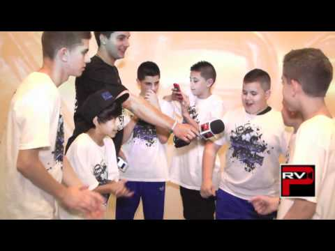 PacificRimVideoPress - Pacific Rim Video / Front Row Features Wire correspondent Chris Trondsen fields fan questions to the Iconic Boyz after their NRG Dance Project Tour performan...