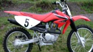 6. honda crf 100f 2009 review