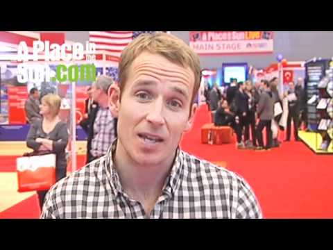 Jonnie Irwin explains why you should visit A Place in the Sun Live
