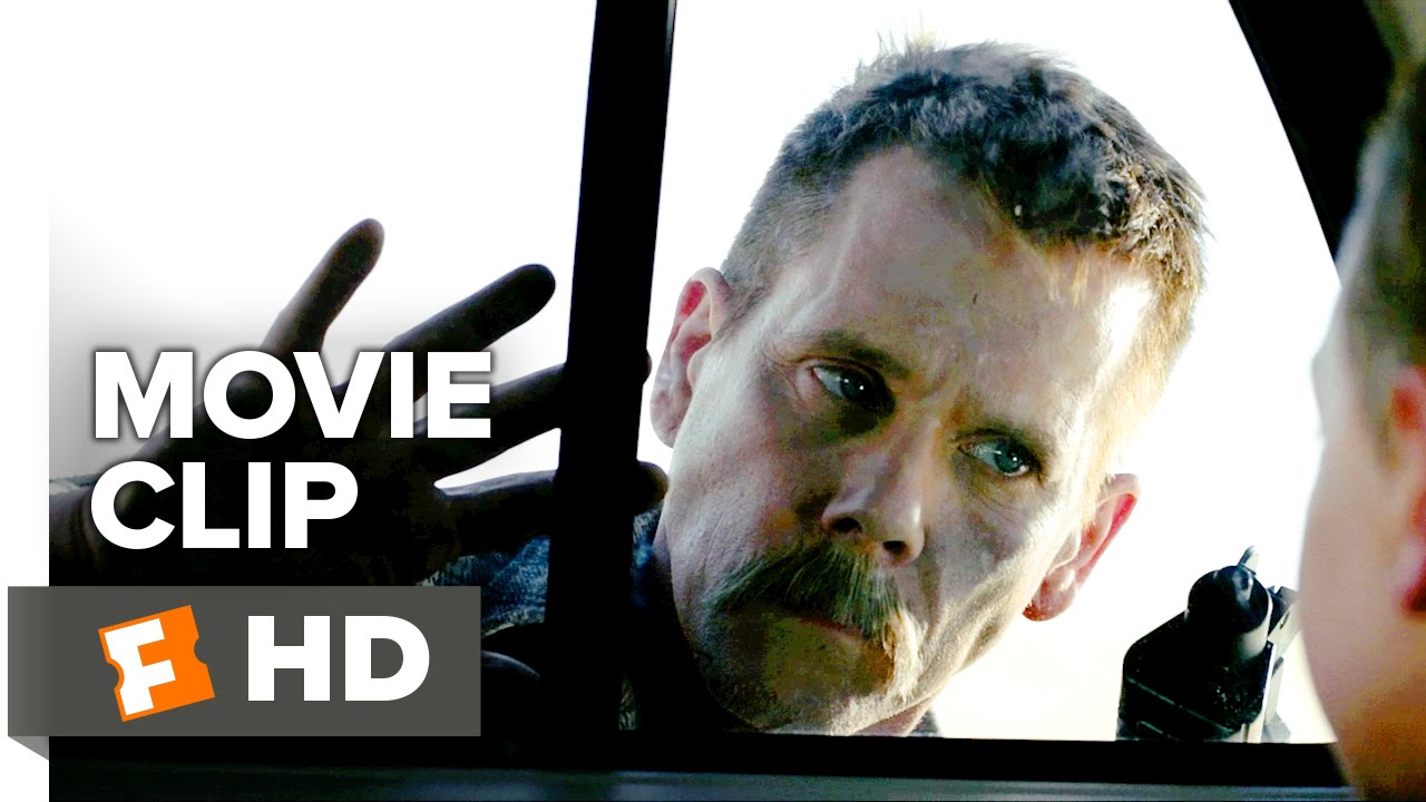 Watch: Kevin Bacon's 'Cop Car' [Clip] is Stolen by Kids in Thriller