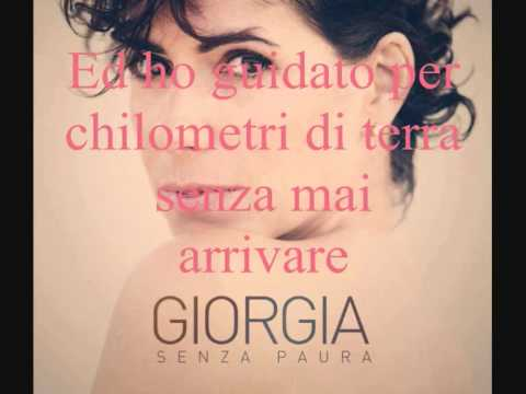 , title : 'Giorgia - Avrò cura di te'