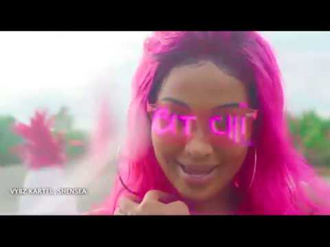 "Shenseea, ft Vybz Kartel - Secret ""remix"" (Official Video) October"