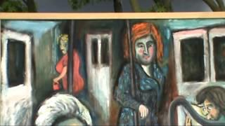 Painting Allégorie de la Prostitution, 2011 Paris, ITALIAN