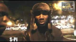 Youssoupha & S.Pi & Sams - Freestyle de Rue 2010