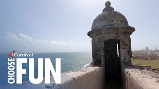 Fortresses of Old San Juan