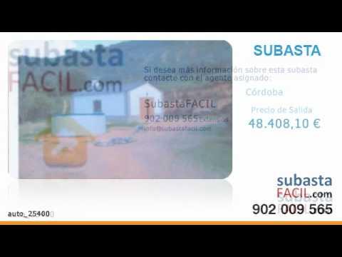Subasta Judicial - Córdoba - Terreno