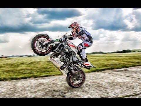 Troger Mókus uno de los mejores Freestylers a dos ruedas del mundo