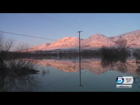 Farmers Impacted By Flooding In Northern Utah
