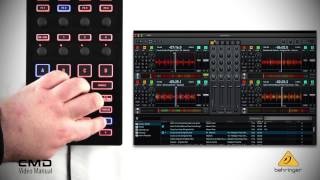 BEHRINGER VIDEO MANUAL: CMD DV-1 Cues and Loops