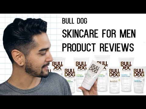 BULLDOG Skin Care For Men - Product Review (Men's grooming and skin care) ✖ James Welsh