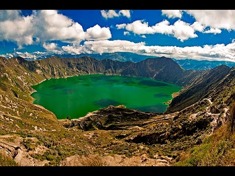 Эквадор и Галапагосы (видео)