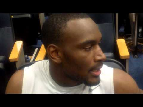 Jamison Crowder Interview 9/28/2013 video.