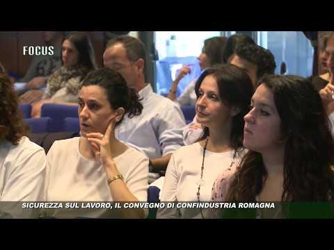 Sicurezza e prevenzione nei luoghi di lavoro. Convegno di Confindustria Romagna