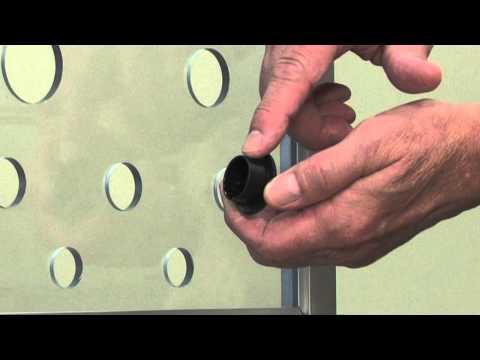 Liquid Tight Break-Thru Plugs | HEYCo-molded