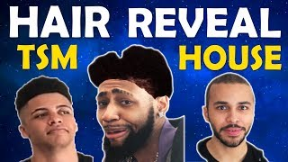 DAEQUAN HAIR REVEAL | TSM HOUSE | 3 THANOS KILLS IN A ROW!