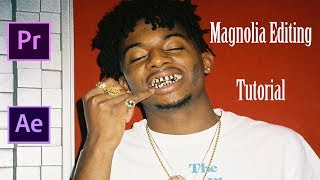 """Playboi Carti """"Magnolia"""" Music Video Editing Tutorial Whats going on guys in this tutorial video I'm going to show you how to edit a trippy music video like you'd see featured in Playboi Carti's Magnolia music video. I show you how to recreate the liquify, rotoscoping, mirror, compositing, and distortion effects featured in the music video made by AWGE.Check out my website!: https://mediamonopoly.coMY GEAR: Check Out My Film Making Kits: https://kit.com/MaxNovakYoutubeNEW CAMERA: https://www.amazon.com/gp/product/B007GK50X4/ref=as_li_qf_sp_asin_il_tl?ie=UTF8&tag=maxnovak-20&camp=1789&creative=9325&linkCode=as2&creativeASIN=B007GK50X4&linkId=c98f488710b1be0ddf9ccb8273758ee4📸  Old Camera:https://www.amazon.com/gp/product/B01MSXVPUZ/ref=as_li_qf_sp_asin_il_tl?ie=UTF8&tag=maxnovak-20&camp=1789&creative=9325&linkCode=as2&creativeASIN=B01MSXVPUZ&linkId=9db7ee5a3160d89b51b6167c592d2064🎥  Lens: https://www.amazon.com/gp/product/B01MSXVPUZ/ref=as_li_qf_sp_asin_il_tl?ie=UTF8&tag=maxnovak-20&camp=1789&creative=9325&linkCode=as2&creativeASIN=B01MSXVPUZ&linkId=9db7ee5a3160d89b51b6167c592d2064🚁  Drone: https://www.amazon.com/gp/product/B01GQ26MES/ref=as_li_qf_sp_asin_il_tl?ie=UTF8&tag=maxnovak-20&camp=1789&creative=9325&linkCode=as2&creativeASIN=B01GQ26MES&linkId=c9d8a622aa93d7e6b7438c375d9a1325💻  Editor: https://www.amazon.com/gp/product/B00CS75YKE/ref=as_li_qf_sp_asin_il_tl?ie=UTF8&tag=maxnovak-20&camp=1789&creative=9325&linkCode=as2&creativeASIN=B00CS75YKE&linkId=7b86bc5989148551571dc437ab2cb2c9🖍  Color: FilmConvertPro 🔭  Tripod:  https://www.amazon.com/gp/product/B01GQIC1BK/ref=as_li_qf_sp_asin_il_tl?ie=UTF8&tag=maxnovak-20&camp=1789&creative=9325&linkCode=as2&creativeASIN=B01GQIC1BK&linkId=36b83c44111d4269b56e5ce33667a5a1Follow my Social Media:-Follow me on Twitter - https://twitter.com/Maximus_412-Follow my Google+   https://plus.google.com/u/0/+Maximus412YTC/postsKeywords (ignore):how to edit like magnolia play boi carti music video adobe premiere pro justin odisho editing"""