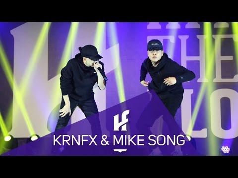 KRNFX & MIKE SONG | Hit The Floor Lévis #HTF2016
