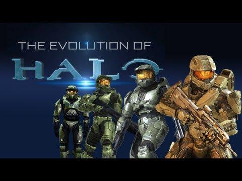 HALO的進化,你都玩過嗎?