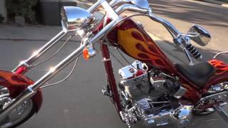 7. American Ironhorse Texas Chopper for sale  -  SOLD -