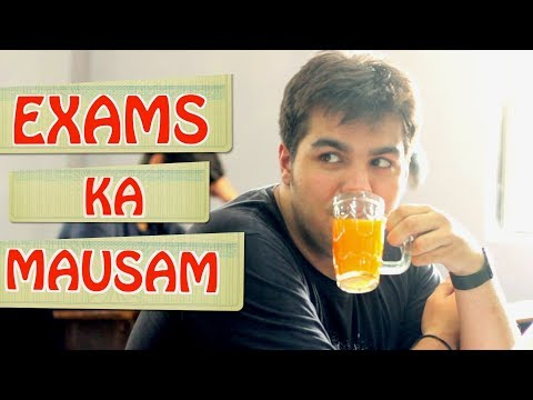 Exams Ka Mausam | Ashish Chanchlani