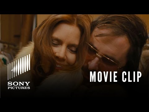 American Hustle Clip 'Dry Cleaners'