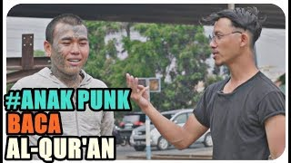 Video Social experiment anak punk baca surat Al Qur'an, Sampe merinding MP3, 3GP, MP4, WEBM, AVI, FLV Desember 2018