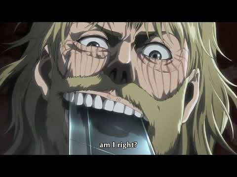 Levi vs Beast Titan I Attack on titan season 3 HD (60fps)