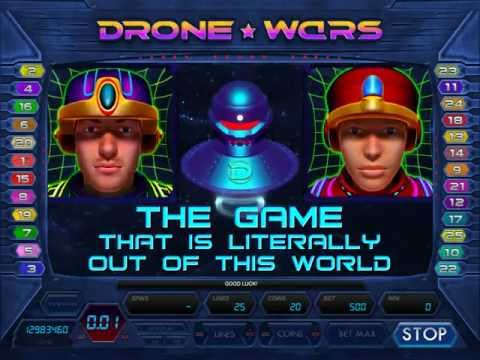 Drone Wars - Trailer