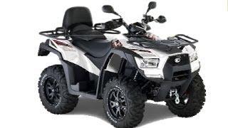 4. Essai quad KYMCO  MXU 700