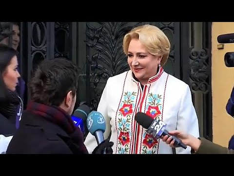 Rumänien: Viorica Dancila als Ministerpräsidentin n ...