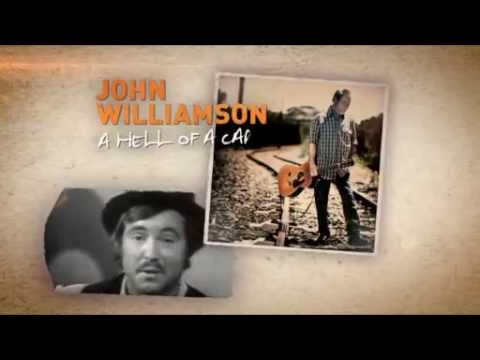 John Williamson - A Hell Of A Career TVC