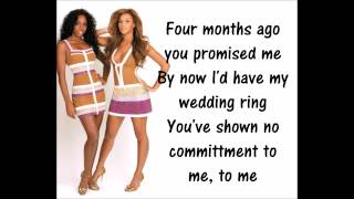 Beyoncé & Kelly Rowland - Have Your Way (lyrics)