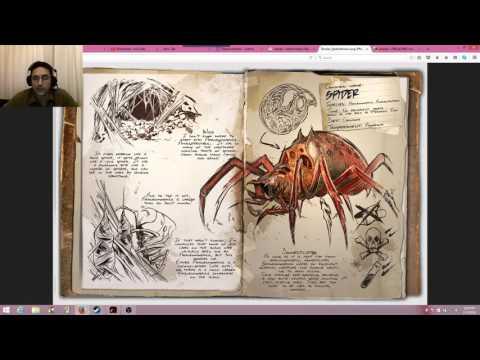 Tusoteuthis the Giant Squid! (ARK: Survival Evolved) Dossier