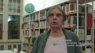 Acting director Dr. Eva Raabe