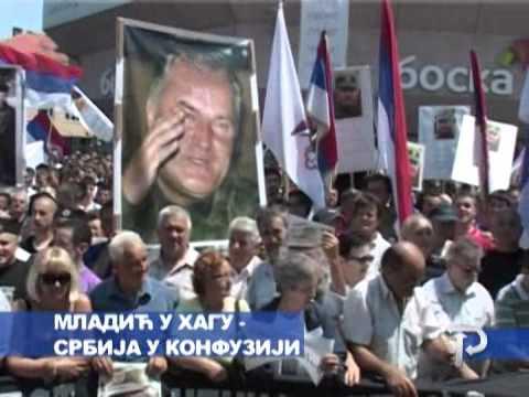Младић у Хагу, Србија у конфузији