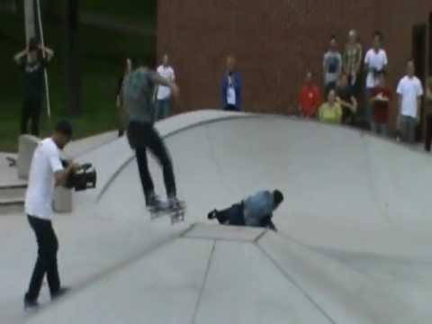 Vans Pro Skate Team Demo - St. Louis