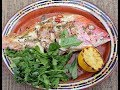 Andrew Zimmern Cooks: Grilled Red Snapper
