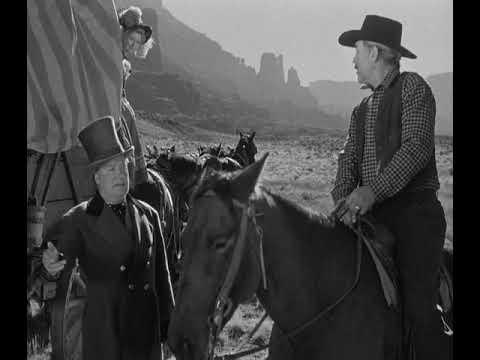 Wagon Master Scene - John Ford