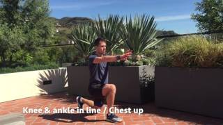 VIDEO: Beginners At-Home Workout